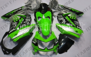 Spiderman 2008-2012 NINJA 250R KAWASAKI Motorcycle Fairing | #30279